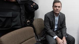 """El femicida Farré denunció que un """"sicario"""" quiso estrangularlo"""