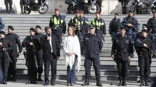 Vidal amplía el rango de agentes de policía y del servicio penitenciario obligados a declarar sus bienes