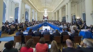 Cancilleres americanos se reunirán en Lima para analizar la crisis de Venezuela