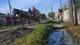 Suspenden por un año los desalojos de familias en villas y asentamientos bonaerenses