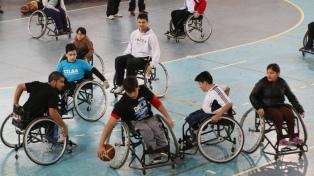 Personas con discapacidad de los 135 municipios bonaerenses se reúnen en Morón