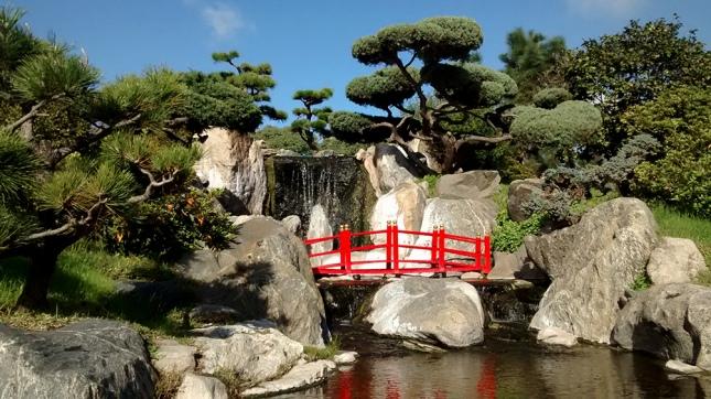 Con una gran fiesta de gastronom a y m sica el jard n for Jardin japones cursos