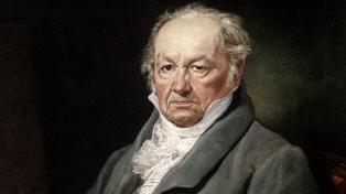 Descubrieron un manuscrito de Goya en el Museo del Prado