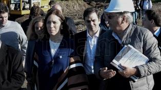"""Vidal y Frigerio lanzan el plan """"Chau Garrafa"""" para la conexión domiciliaria de gas natural"""