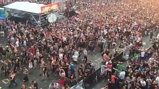 Alemania: reanudan el festival suspendido por una alarma extremista