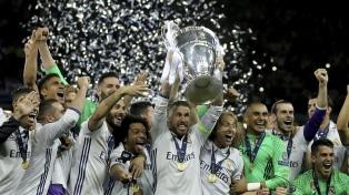 Real Madrid goleó a Juventus en el segundo tiempo y es bicampeón