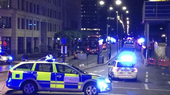 Atentados en Londres: 7 muertos y varios heridos en estado crítico