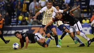 Central y Colón se repartieron puntos y siguen en zona de Sudamericana