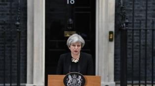 May llegó un principio de acuerdo con el DUP de Irlanda del Norte
