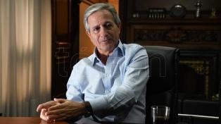 """Ibarra dijo que la paritaria estatal se """"redondeará"""" entre abril y mayo"""
