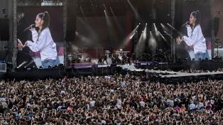 Ariana Grande cantó en homenaje a las víctimas del atentado de Manchester