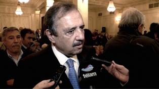 """Alfonsín pidió """"transparencia"""" en las negociaciones entre Mercosur y la Unión Europea"""