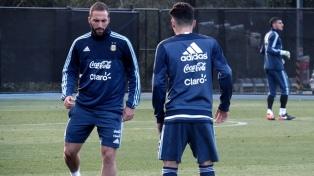 """Argentina formó su primer equipo en la """"era Sampaoli"""""""