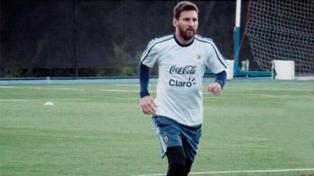 Messi ilusionado con el amistoso frente a Brasil en Melbourne