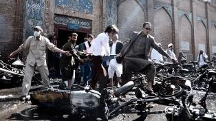 Un ataque suicida contra una mezquita chiíta en Kabul dejó dos muertos