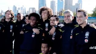 Brasil recorre Melbourne y sigue sumando jugadores