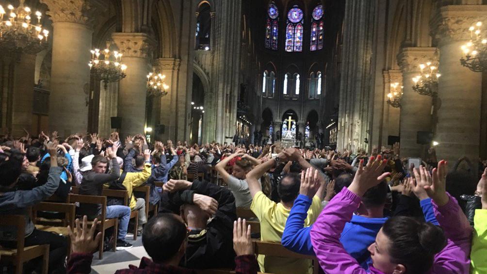 Casi 14 millones de turistas al año atraídos por la fe y su arquitectura de ocho siglos