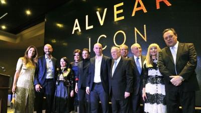 El ministro de turismo inaugur el alvear icon hotel en for Piso 9 del hotel madero