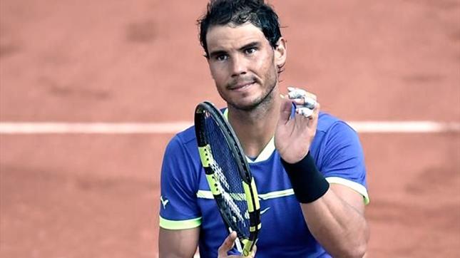 Rafael Nadal avanzó a las semifinales — Roland Garros