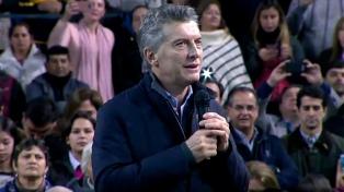 Macri encabeza una reunión de Gabinete ampliado