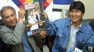 Murió Filemón Escobar, mentor ideológico de Evo Morales y luego su fuerte crítico