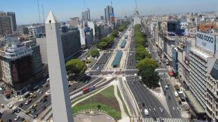 La Ciudad de Buenos Aires mantiene el alza de turismo internacional y nacional