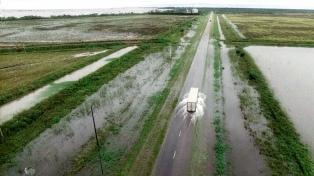 El gobierno pidió la liberación de recursos de la emergencia agropecuaria