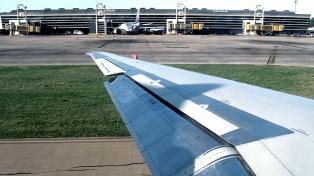 Las aerolíneas comerciales aumentaron 7% la cantidad de pasajeros transportados