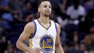 Regresó Stephen Curry y Golden State Warriors logró más ventaja sobre New Orleans Pelicans