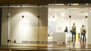 Una muestra de tejidos ancestrales se expone en el Fondo Nacional de las Artes