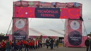 Quedó inaugurada Tecnópolis y esperan más de un millón de visitantes
