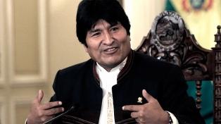 """Evo Morales: en 2019 """"vamos a ganar con más de 70%"""""""