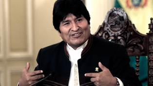 "Evo Morales llamó ""oligarca pinochetista"" al chileno Piñera"