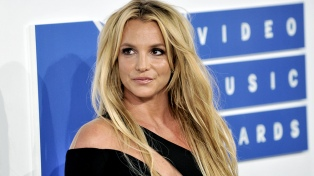 Hackearon  una foto en el Instagram de Britney Spears