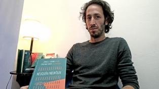 """Se presentó el libro de poesía """"Neuquén/Neukölln de Jaramillo y Locane"""