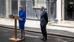 El 59 por ciento de los conservadores quiere que May renuncie