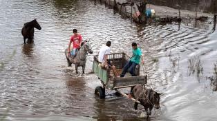 Preparan un plan de obras para las zonas más vulnerables a inundaciones