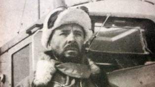"""Cancillería lamentó """"profundamente"""" el deceso del general Jorge Leal, expedicionario del Polo Sur"""