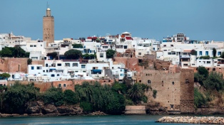 Masiva movilización en Rabat para exigir la liberación de los líderes de las protestas en el Rif