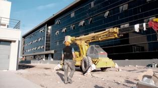 El Parque TIC está en su etapa final de construcción