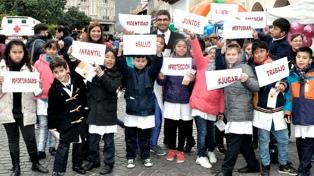 Más de 1.400 niños participan de los programas de erradicación del trabajo infantil
