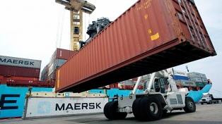 La balanza comercial alcanzó en enero un superávit de US$ 1.015 millones