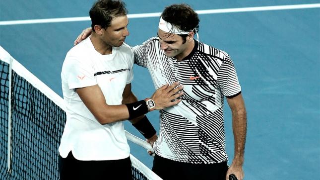 Federer: Lo de Nadal es increíble