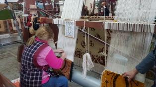 Un viaje por Catamarca a través de sus alfombras artesanales