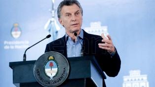 Macri recibirá este jueves a la Unión Industrial Argentina