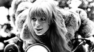 Murió Anita Pallenberg, actriz ícono de la moda y ex esposa de Keith Richards