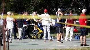 Para el FBI, es pronto para saber si el tiroteo en Virginia tuvo motivación política