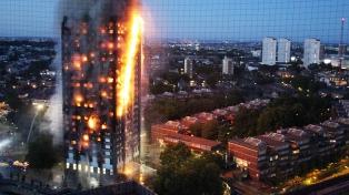 El incendio de Londres empezó a causa de una heladera defectuosa