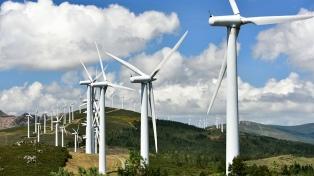 Un parque eólico en Chubut comenzó a inyectar electricidad al sistema