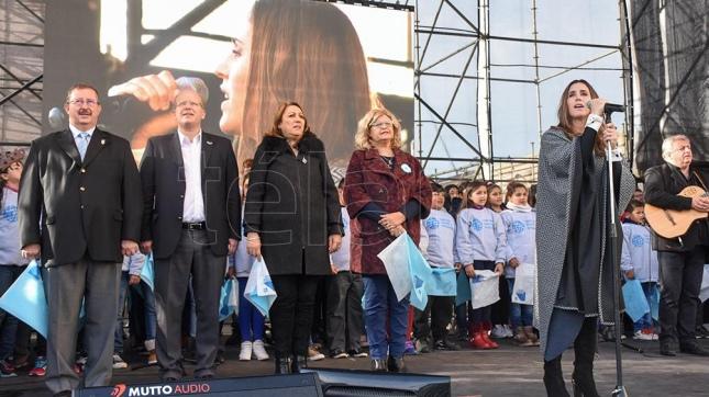 Más de 15 mil alumnos prometerán lealtad a la Bandera